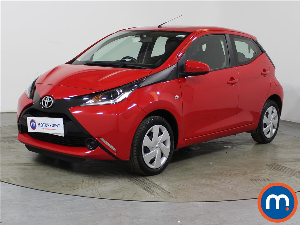 Toyota Aygo X-Play - Stock Number 1134626 Passenger side front corner