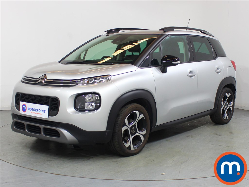 Citroen C3 Aircross Flair - Stock Number 1105722 Passenger side front corner