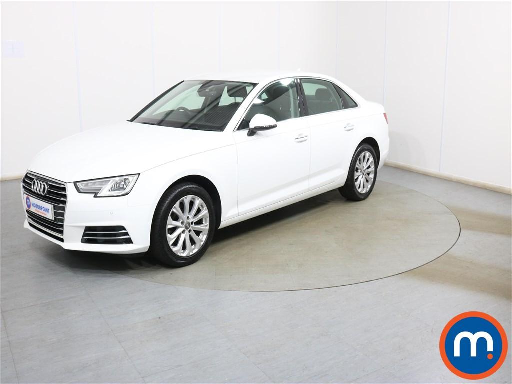 Audi A4 SE - Stock Number 1135455 Passenger side front corner