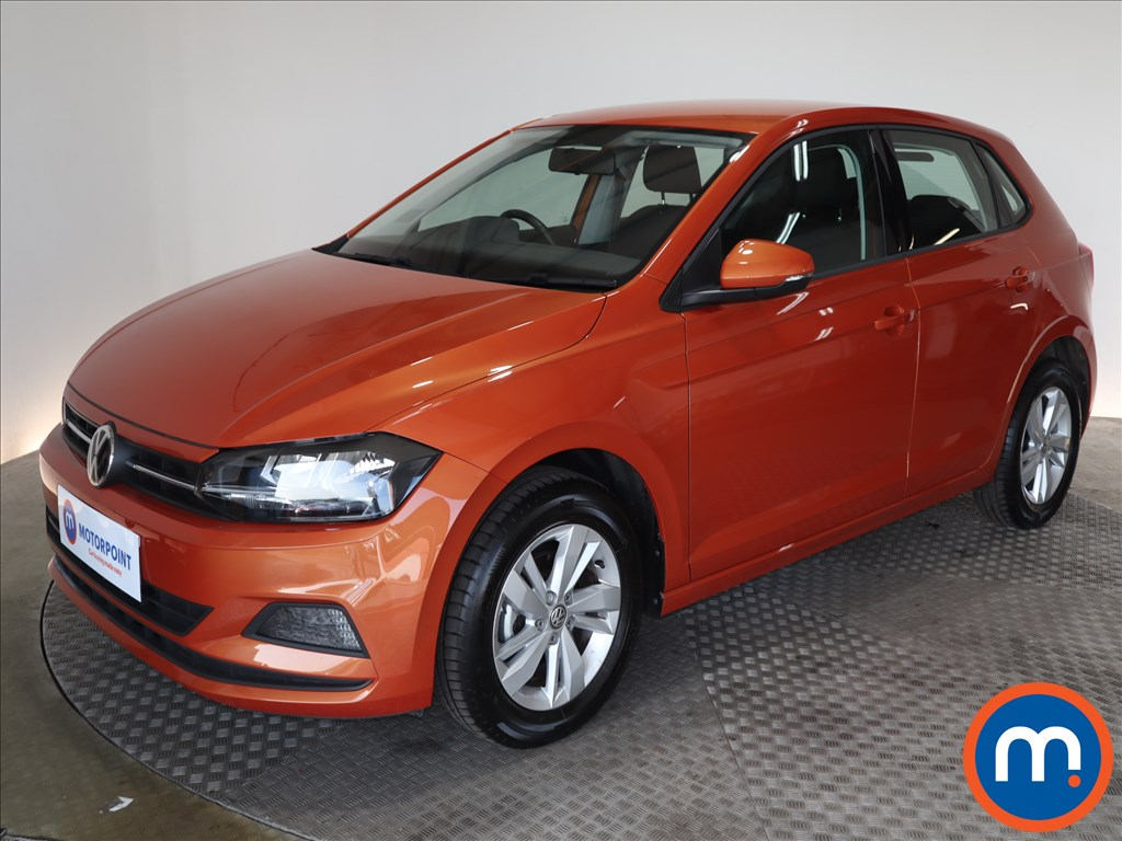 Volkswagen Polo SE - Stock Number 1134904 Passenger side front corner