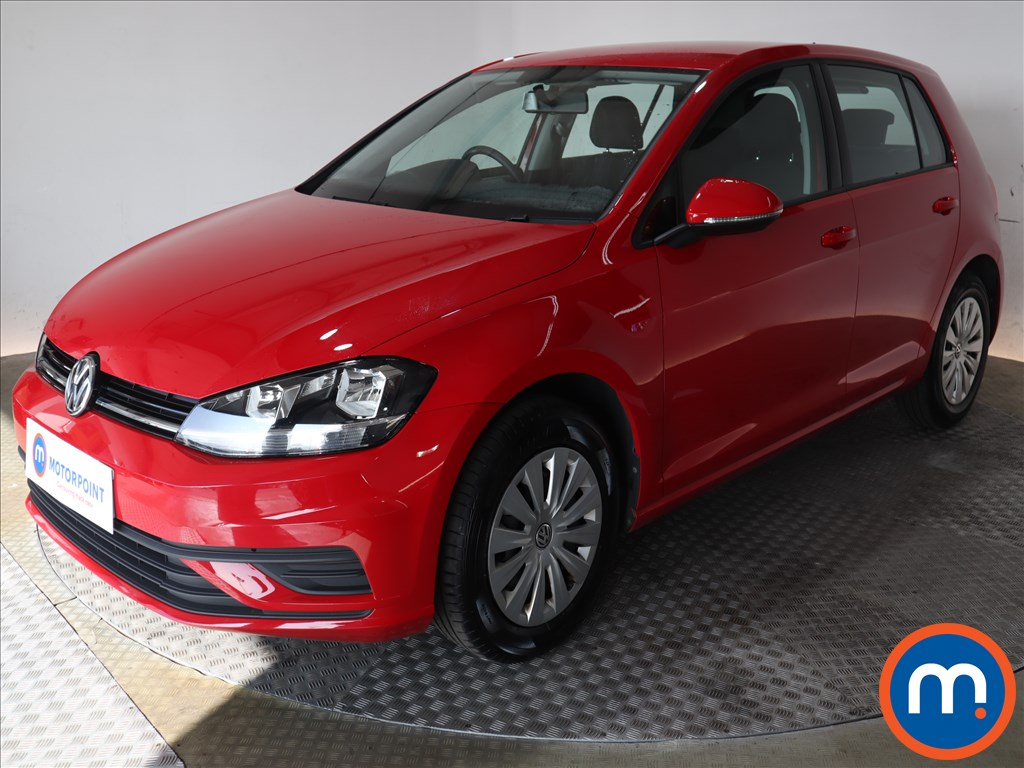 Volkswagen Golf S - Stock Number 1135085 Passenger side front corner