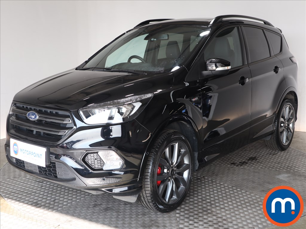 Ford Kuga ST-Line Edition - Stock Number 1128420 Passenger side front corner