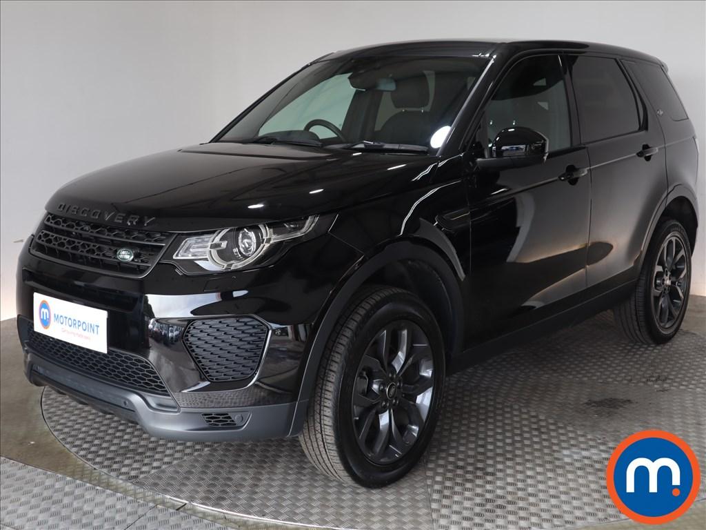 Land Rover Discovery Sport Landmark - Stock Number 1132761 Passenger side front corner