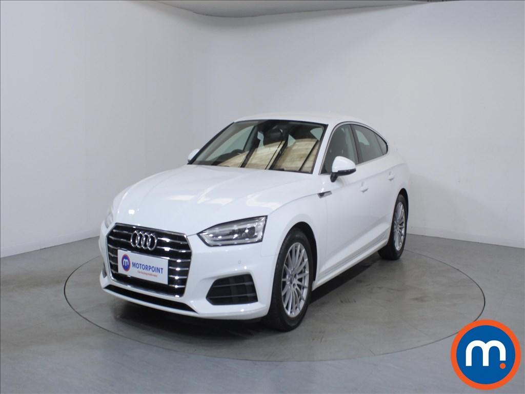 Audi A5 SE - Stock Number 1134305 Passenger side front corner