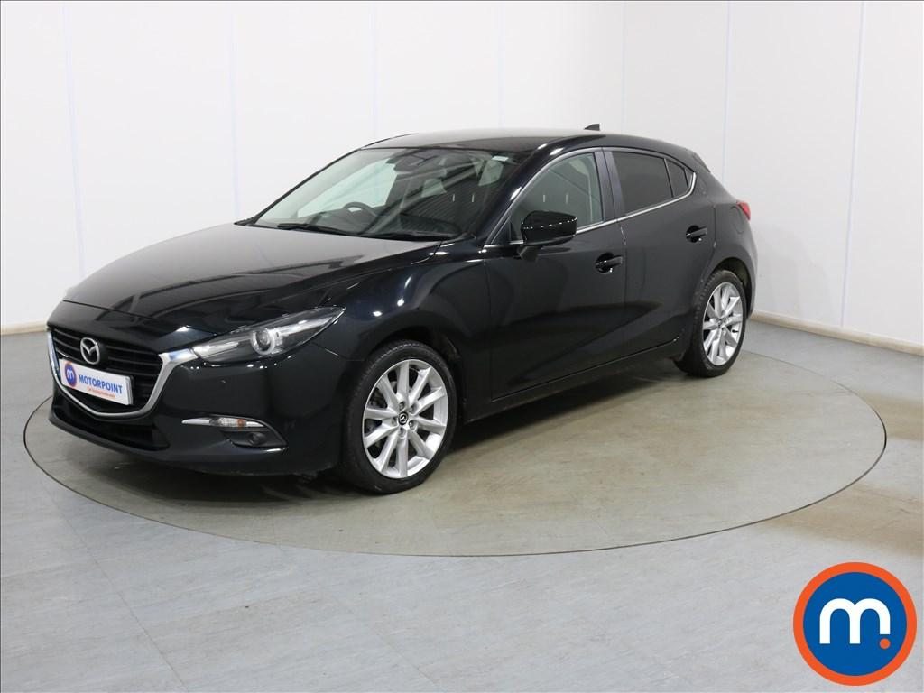 Mazda 3 Sport Nav - Stock Number 1130534 Passenger side front corner