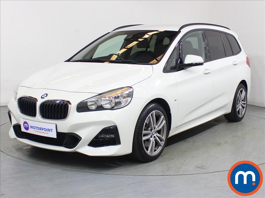 BMW 2 Series 220i M Sport 5dr DCT - Stock Number 1134658 Passenger side front corner