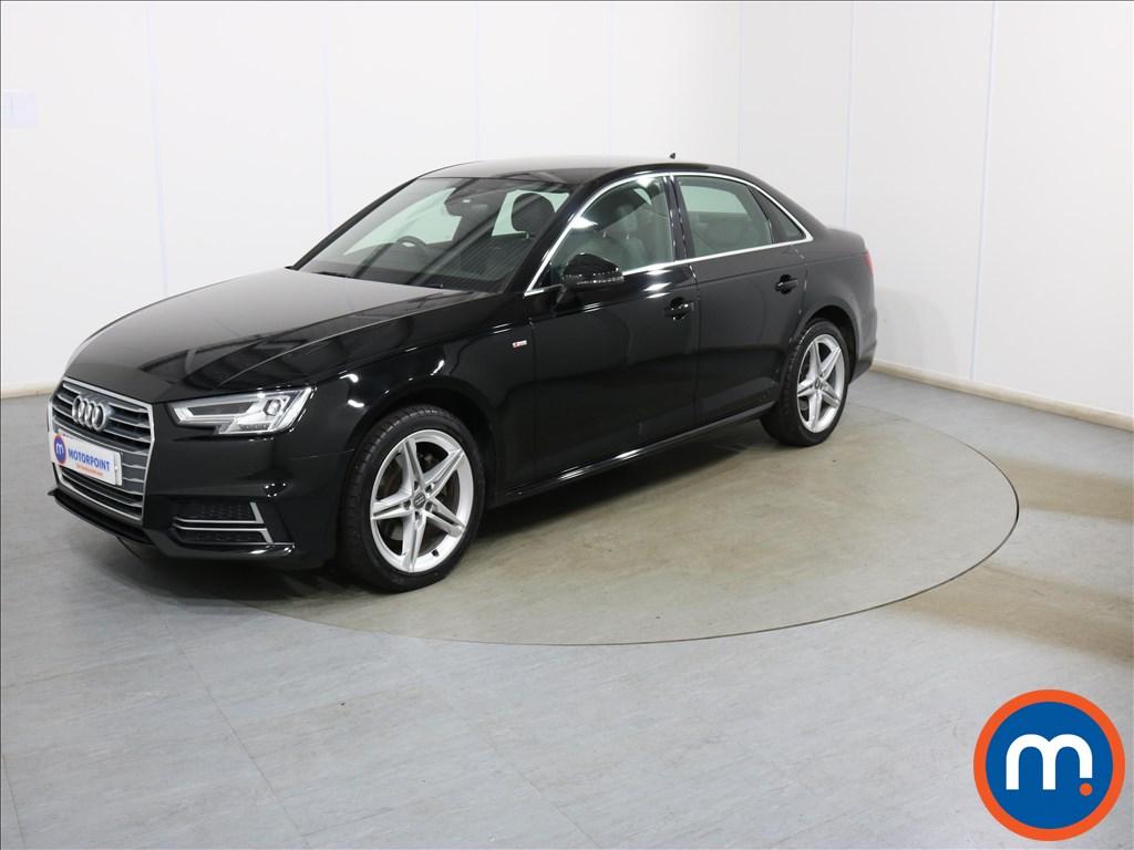 Audi A4 S Line - Stock Number 1135698 Passenger side front corner