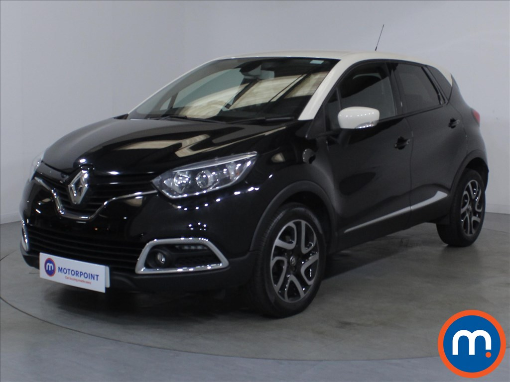 Renault Captur Dynamique S Nav - Stock Number 1128435 Passenger side front corner
