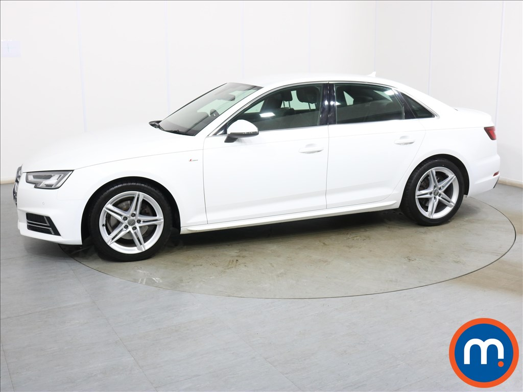 Audi A4 1.4T FSI S Line 4dr [Leather-Alc] - Stock Number 1135687 Passenger side front corner