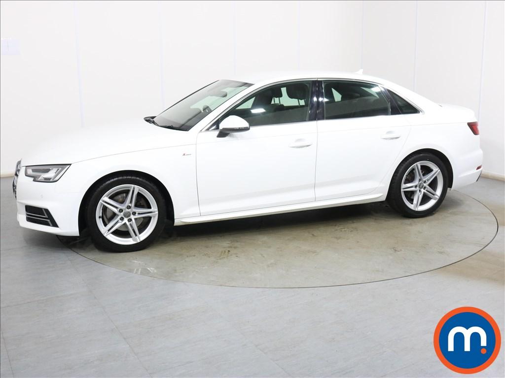 Audi A4 S Line - Stock Number 1135687 Passenger side front corner
