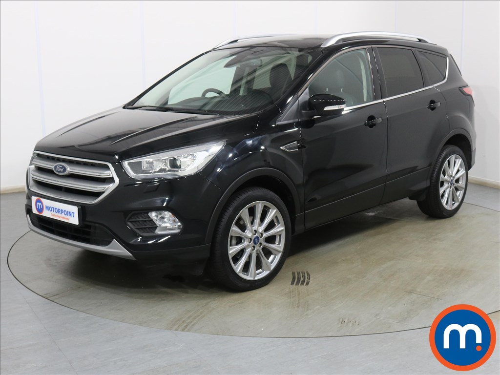 Ford Kuga Titanium X Edition - Stock Number 1132038 Passenger side front corner