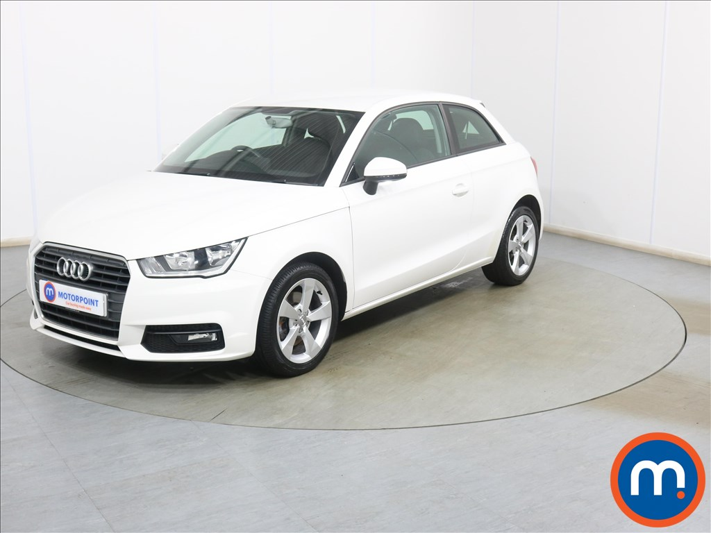 Audi A1 Sport - Stock Number 1135679 Passenger side front corner