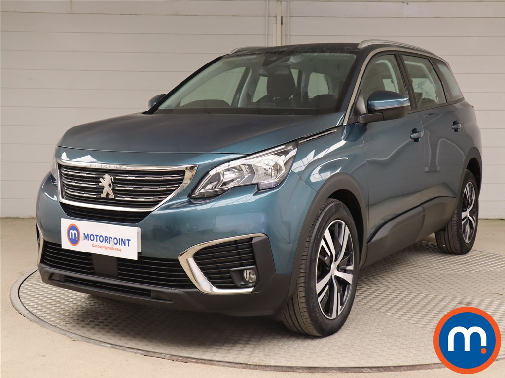 Peugeot 5008 Active - Stock Number 1133037 Passenger side front corner