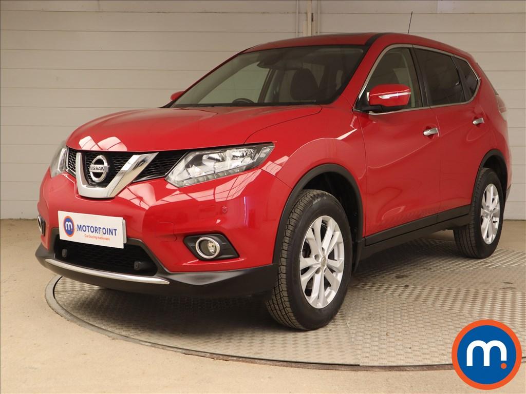 Nissan X-Trail 1.6 dCi Acenta [Smart Vision Pack] 5dr - Stock Number 1129453 Passenger side front corner