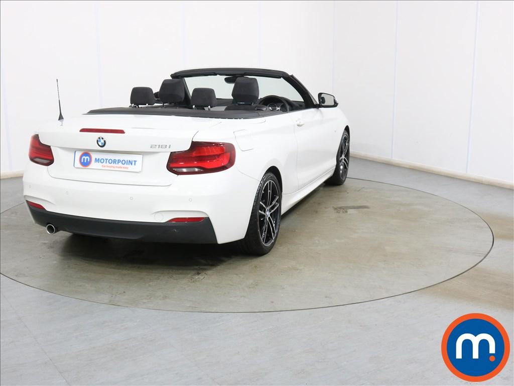 BMW 2 Series M Sport - Stock Number 1134546 Passenger side front corner