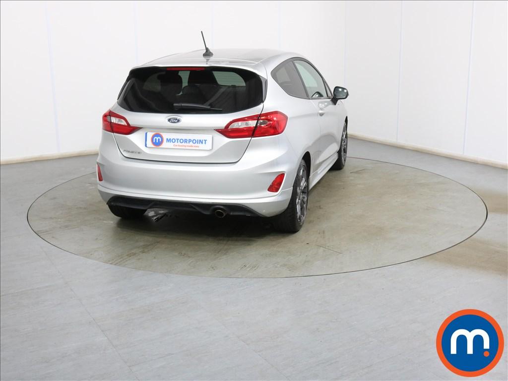 Ford Fiesta ST-Line - Stock Number 1123521 Passenger side front corner