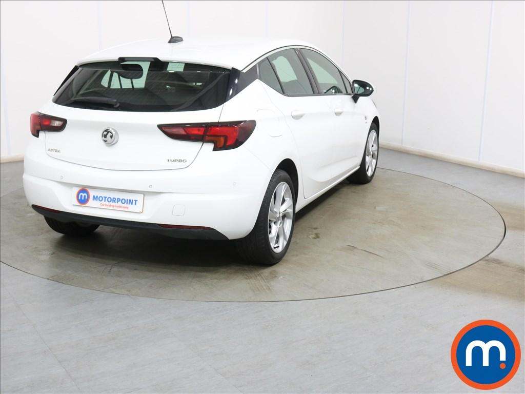 Vauxhall Astra SRi - Stock Number 1134547 Passenger side front corner