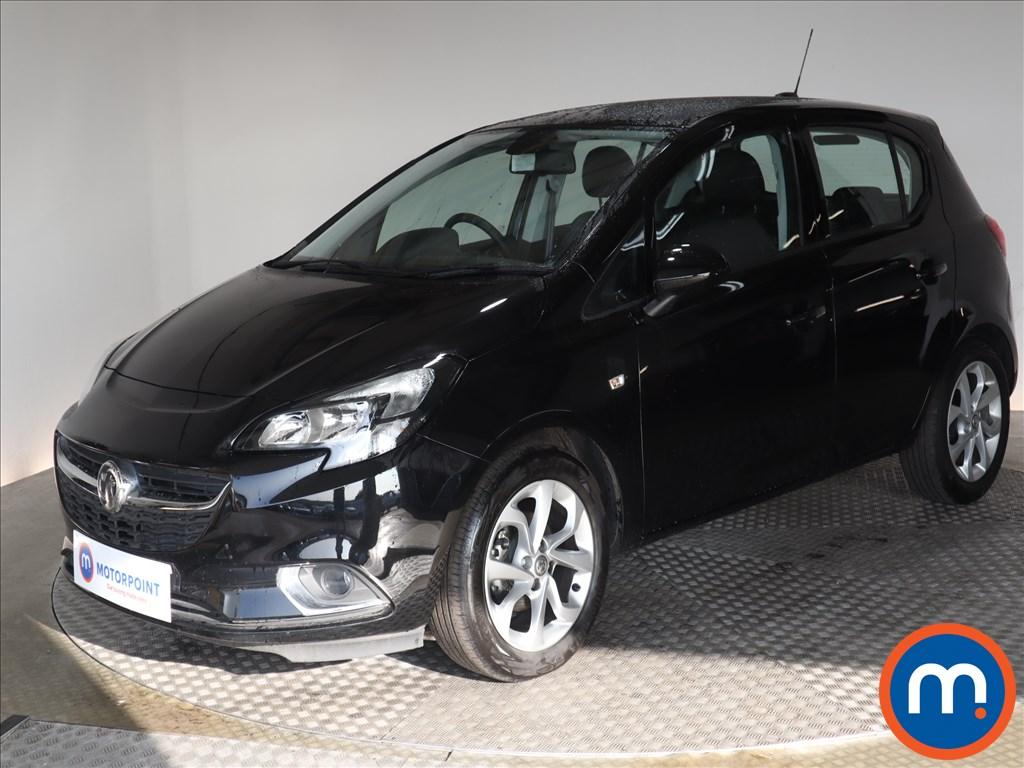 Vauxhall Corsa SRi Nav - Stock Number 1136234 Passenger side front corner