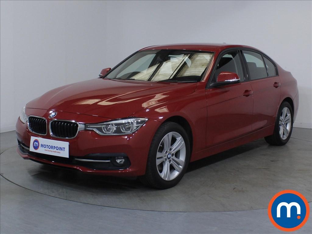 BMW 3 Series Sport - Stock Number 1132981 Passenger side front corner