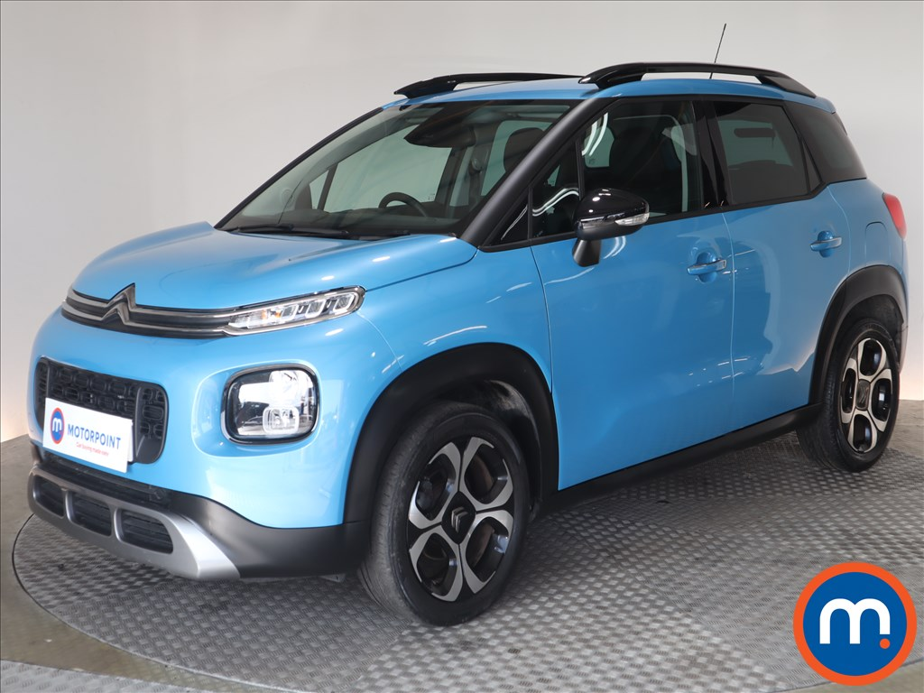 Citroen C3 Aircross 1.5 BlueHDi Flair 5dr [6 speed] - Stock Number 1132675 Passenger side front corner