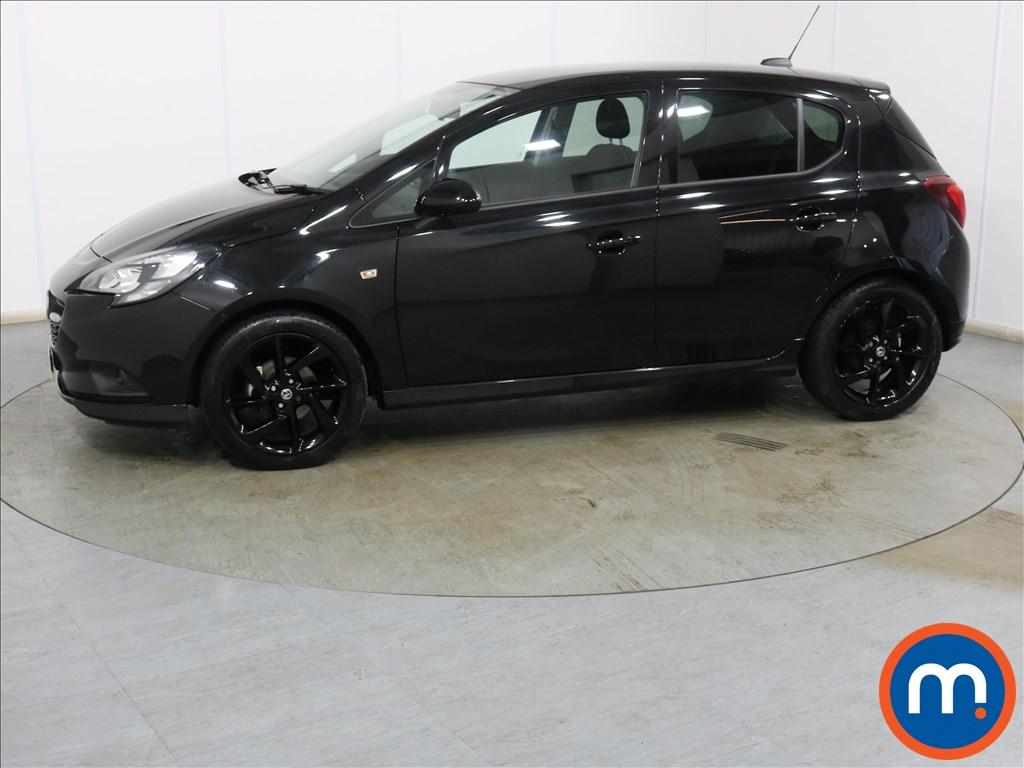 Vauxhall Corsa SRi Vx-line Nav Black - Stock Number 1132228 Passenger side front corner