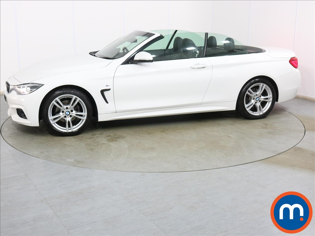 BMW 4 Series M Sport - Stock Number 1133600 Passenger side front corner