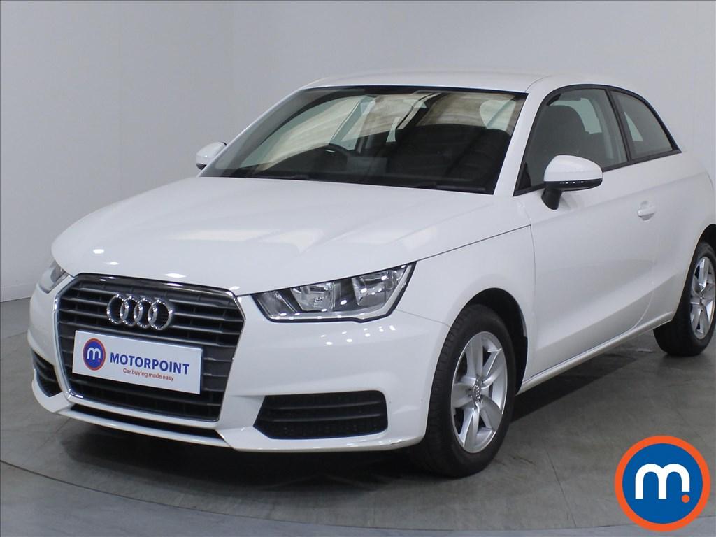 Audi A1 SE - Stock Number 1132770 Passenger side front corner