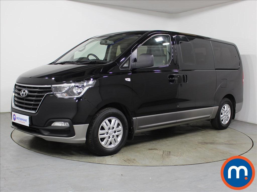 Hyundai I800 SE Nav - Stock Number 1119958 Passenger side front corner