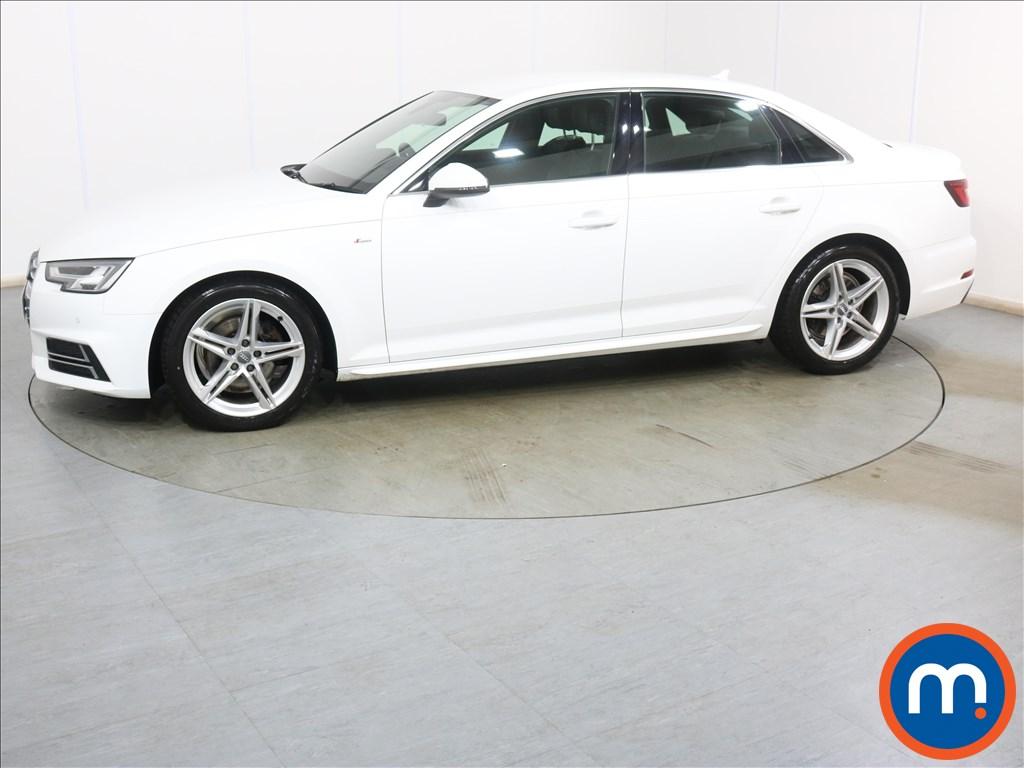 Audi A4 S Line - Stock Number 1135260 Passenger side front corner
