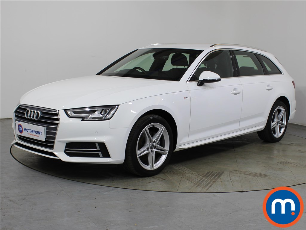 Audi A4 1.4T FSI S Line 5dr [Leather-Alc] - Stock Number 1129240 Passenger side front corner