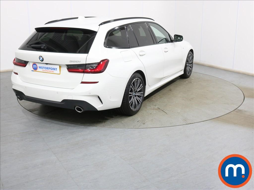 BMW 3 Series M Sport - Stock Number 1134688 Passenger side front corner