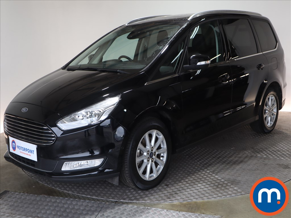 Ford Galaxy 2.0 EcoBlue 150 Titanium X 5dr - Stock Number 1129467 Passenger side front corner