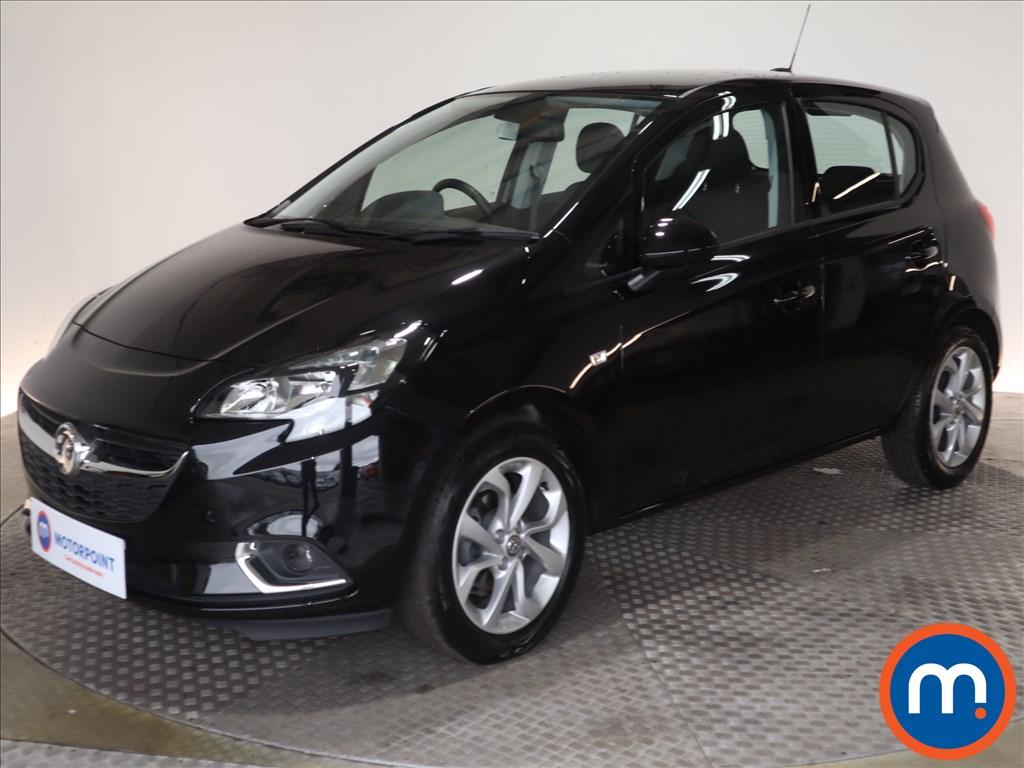 Vauxhall Corsa SRi Nav - Stock Number 1136228 Passenger side front corner