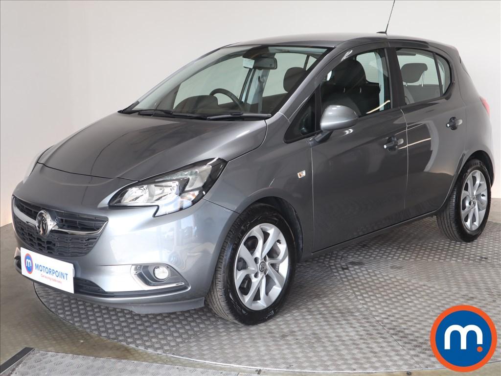 Vauxhall Corsa SRi Nav - Stock Number 1136220 Passenger side front corner
