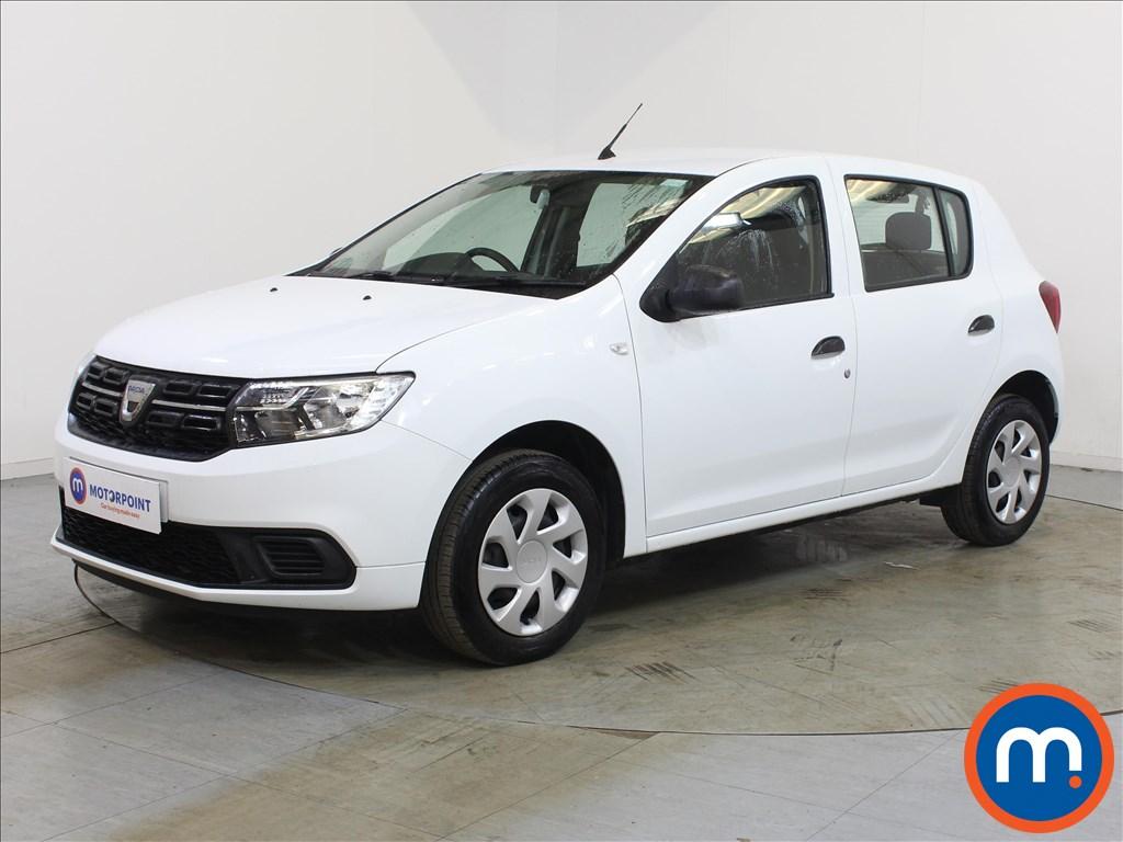 Dacia Sandero Essential - Stock Number 1136668 Passenger side front corner