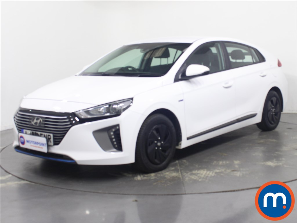 Hyundai Ioniq 1.6 GDi Hybrid SE 5dr DCT - Stock Number 1133868 Passenger side front corner
