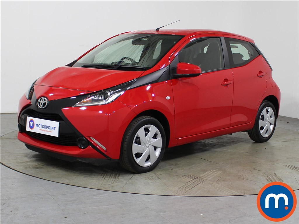 Toyota Aygo X-Play - Stock Number 1133882 Passenger side front corner