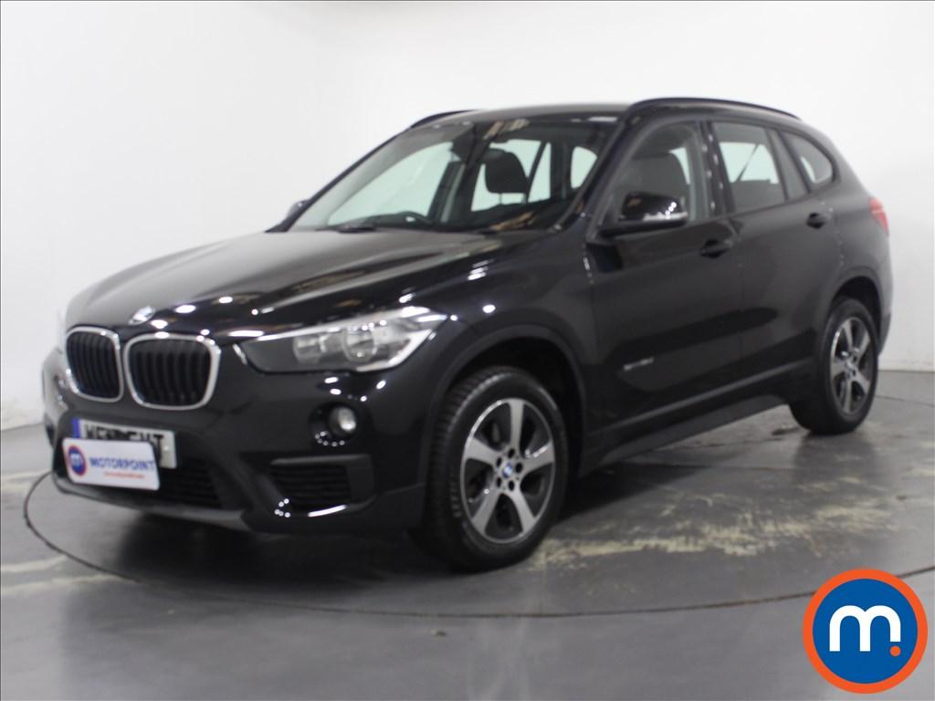 BMW X1 SE - Stock Number 1125287 Passenger side front corner