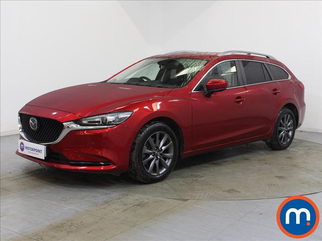Mazda 6 SE-L Nav-Plus - Stock Number 1121164 Passenger side front corner