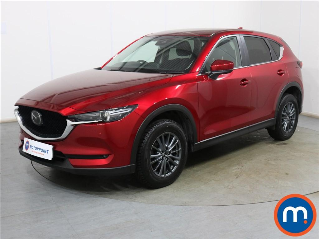Mazda Cx-5 2.2d SE-L Nav-Plus 5dr - Stock Number 1115927 Passenger side front corner