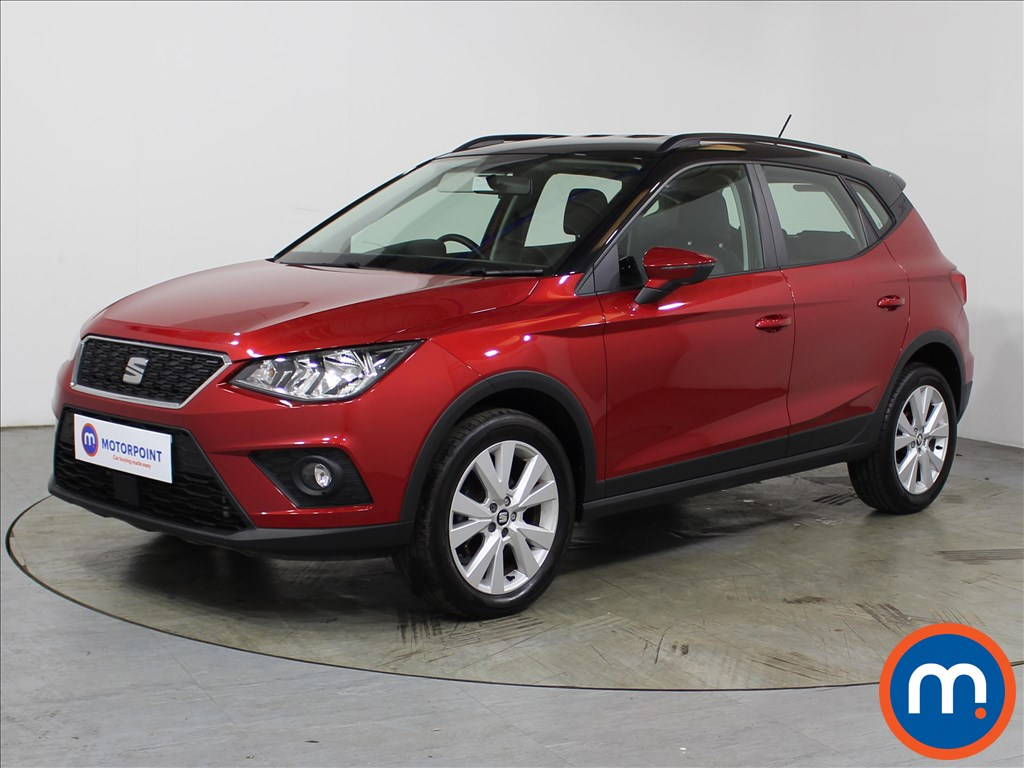 Seat Arona SE Technology Lux - Stock Number 1134415 Passenger side front corner