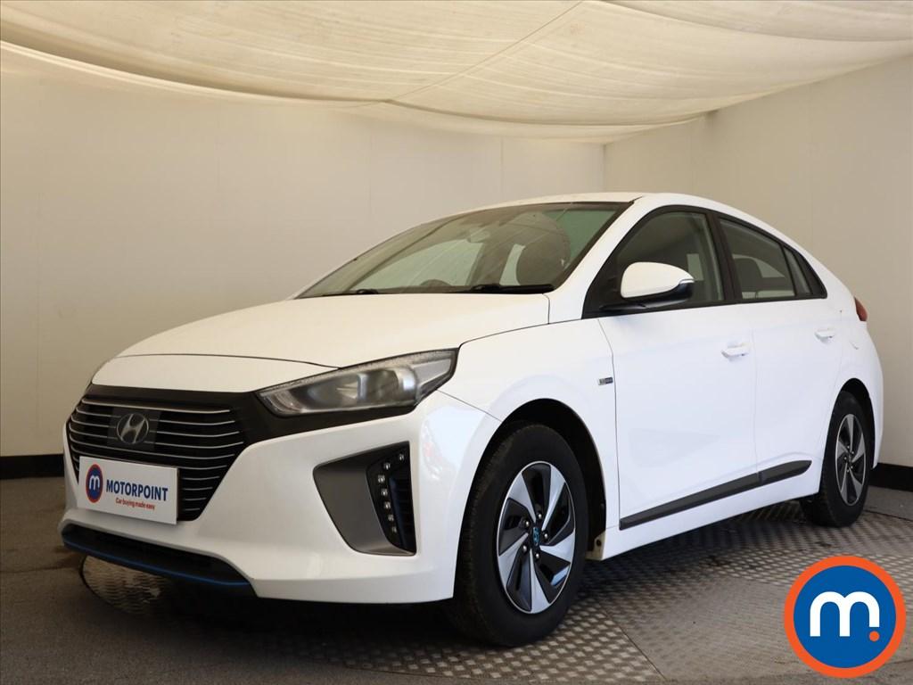 Hyundai Ioniq SE - Stock Number 1128474 Passenger side front corner