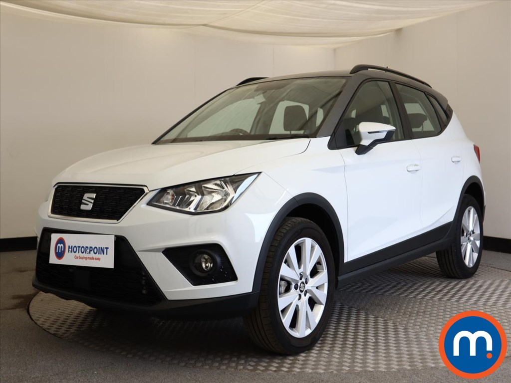 Seat Arona SE Technology Lux - Stock Number 1135374 Passenger side front corner