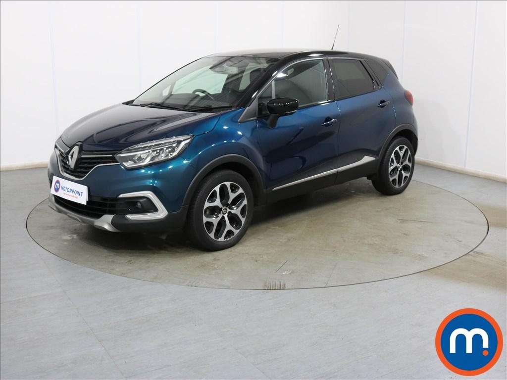 Renault Captur Signature X Nav - Stock Number 1133078 Passenger side front corner