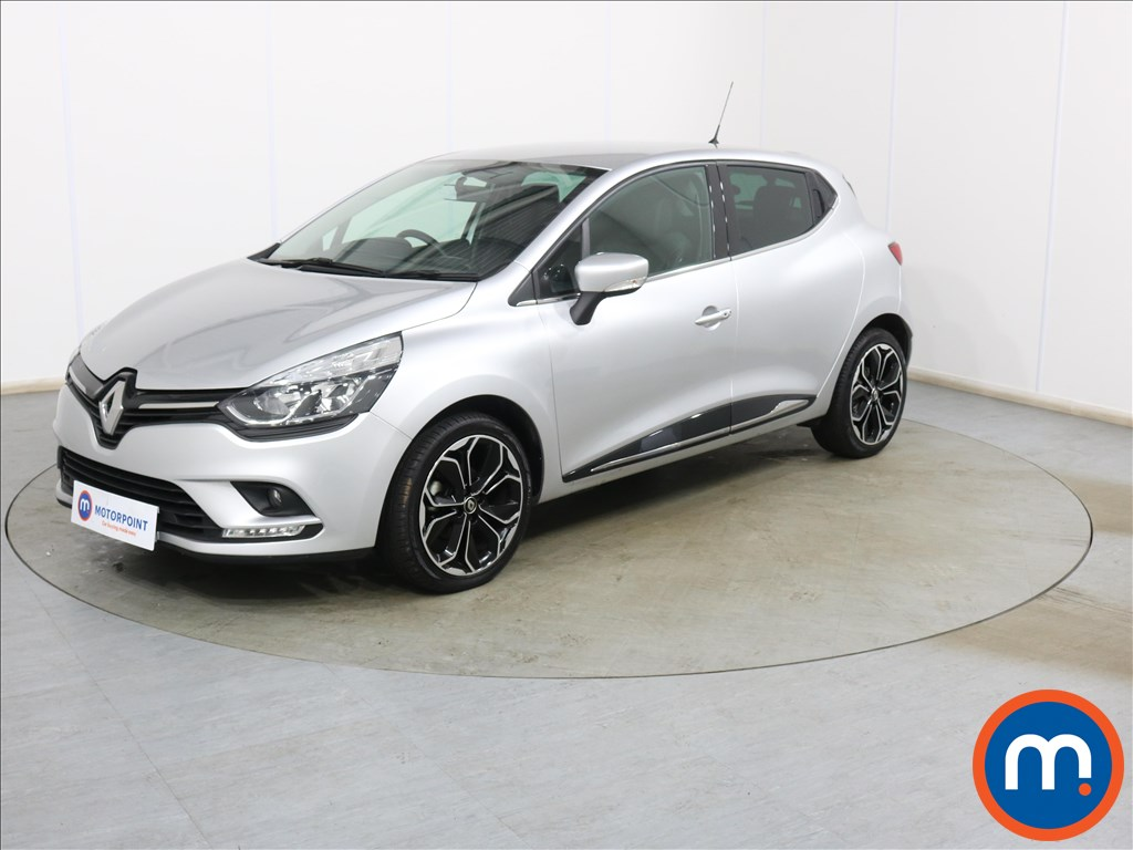 Renault Clio Iconic - Stock Number 1133783 Passenger side front corner