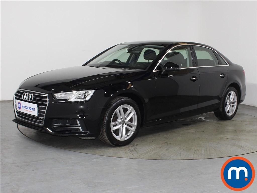 Audi A4 SE - Stock Number 1132224 Passenger side front corner