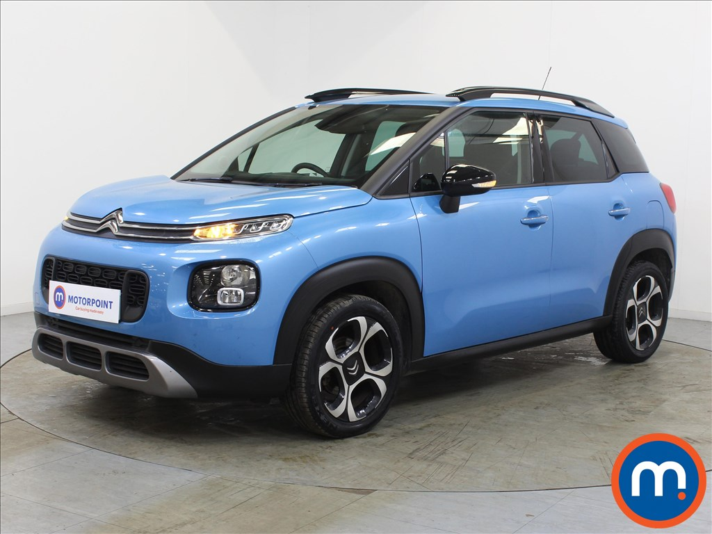 Citroen C3 Aircross Flair - Stock Number 1132574 Passenger side front corner