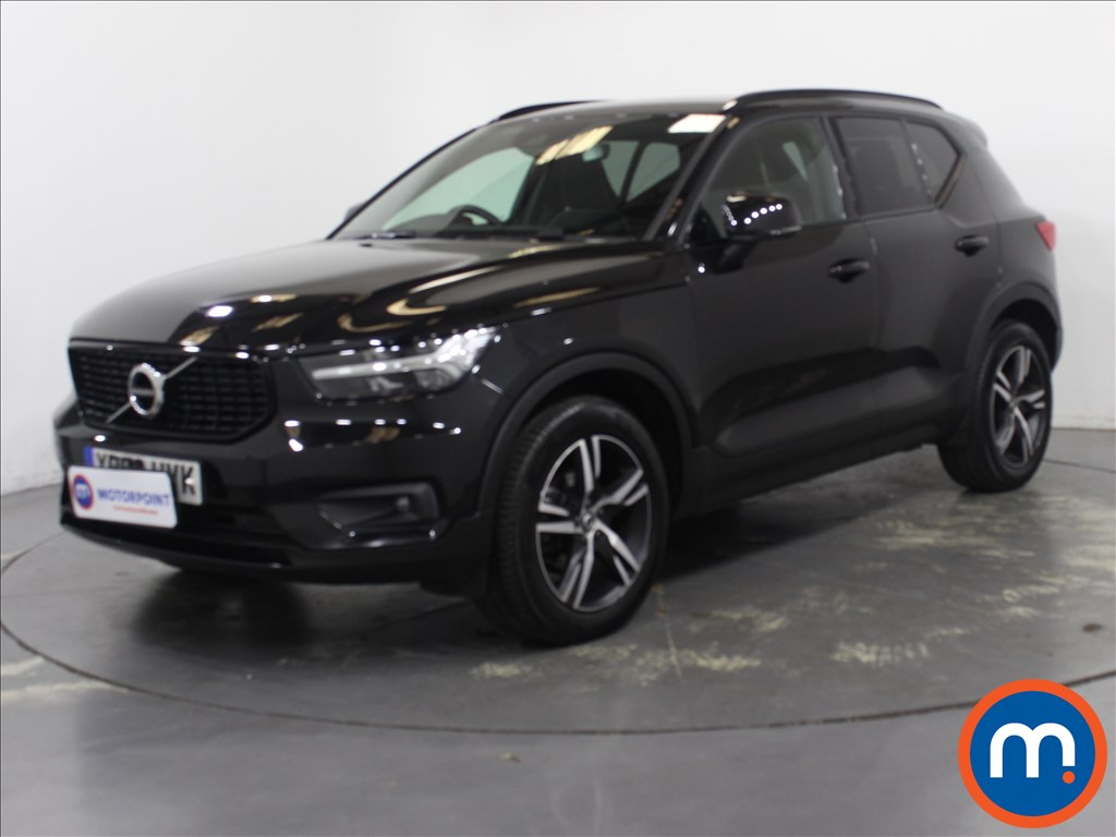 Volvo Xc40 R DESIGN - Stock Number 1134157 Passenger side front corner