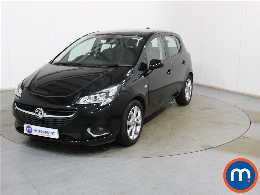 Vauxhall Corsa SRi Nav - Stock Number 1136230 Passenger side front corner