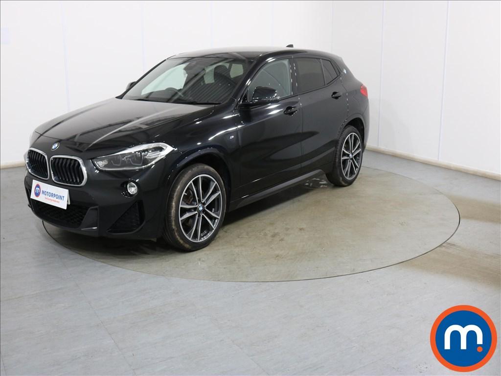 BMW X2 M Sport - Stock Number 1130533 Passenger side front corner